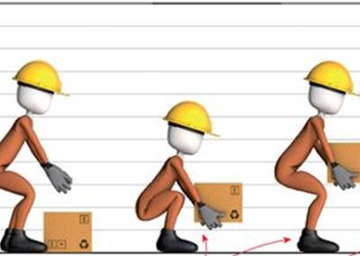 Posturas e Movimentação Manual de Cargas