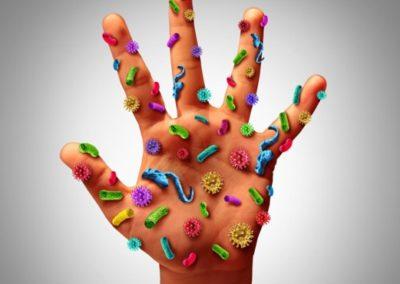 Prevenção de Contaminações biológicas em creches e infantários